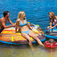 Water Tube Towable Ski Water Tube Towable Heavy Duty Tube Towable Pulling Boat