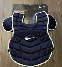 Nike Baseball Catcher's Chest Protector Navy White NWT PBP300-401 SZ 17 New!!!