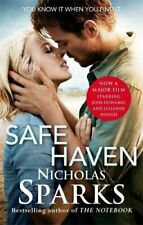 Safe Haven by Nicholas Sparks Book The Cheap Fast Free Post