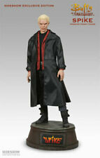 SIDESHOW BUFFY THE VAMPIRE SLAYER SPIKE EXCLUSIVE PREMIUM FORMAT STATUE 1/4 NEW