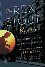 The Rex Stout Reader: Her Forbidden Knight and A Prize for Princes