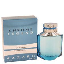 Chrome Legend by Azzaro Eau De Toilette Spray 2.6 oz for Men