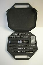 Screwdriver/Socket Set With Case New Never Used