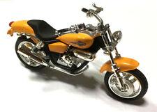 1994 Honda Magna [Motormax 76205] Orange, 1:18 Die Cast