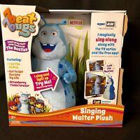 Beat Bugs Singing Walter Plush - Sings Beatles Songs - Blue Brand New