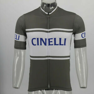 RETRO CINELLI  Cycling Jersey MTB Cycling Jersey  Short Sleeve