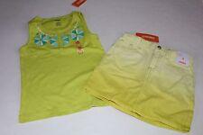 Gymboree Desert Dreams Girls Size 6 Pinwheel Top Shirt Tie Dye Skirt NEW NWT