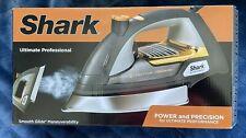 Shark Ultimate Professional Steam Iron - Copper/Gray (Gi505) New 1800 Watts