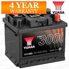 Yuasa SMF Car Battery Calcium 12V 45Ah 425CCA SOCI T1 For Nissan Micra K12 1.2