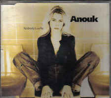Anouk-Nobodys Wife cd maxi single