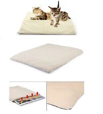 Unbranded Portable Fleece Dog Beds
