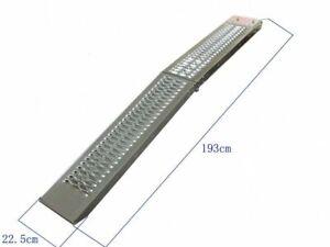 Wide Folding STEEL 1.8m Track Motorcycle/Bike/Motorcycle Loading Ramp!!! NEW!!!