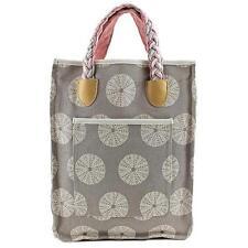 Bolsos de mujer de color principal gris de lona