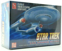 AMT Star Trek USS Enterprise NCC-1701-C 1:2500 Plastic SNAP Model Kit 661
