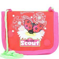 Scout Brustbeutel III Geldbörse Portemonnaie Kinder 12 cm (summertime)