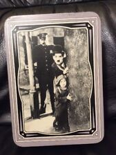 """Charlie Chaplin Tin & 50 Note Cards by Hamilton Gifts 5"""" X 6.75"""""""