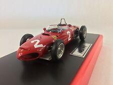 "MCS* 1:18 CMC 1961 Ferrari 156 ""Sharknose"" • Signed by Phil Hill Ltd 7 units COA"