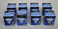 MSC Bundle of 8x Automatic Dusk To Dawn 5W 450 Lumen Sensor Light Bulbs NEW