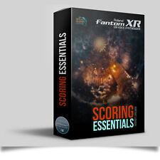 ROLAND Fantom XR - SCORING ESSENTIALS for KONTAKT - amazing 24bit