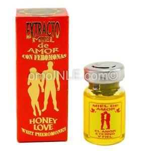 MIEL DE AMOR EXTRACTO CON FEROMONAS, HONEY LOVE EXTRACT WITH PHEROMONES