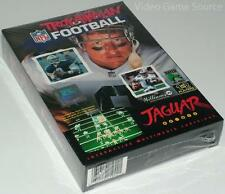Atari Jaguar Game Cartridge: # troy aikman fútbol # * nuevo/Brand New!