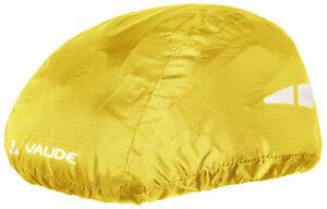 Vaude Helm Regenüberzug in neon gelb, Helmet Raincover
