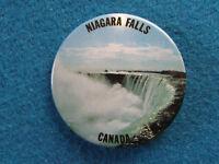 Niagara Falls - Canada - Button Badge - 1980's?