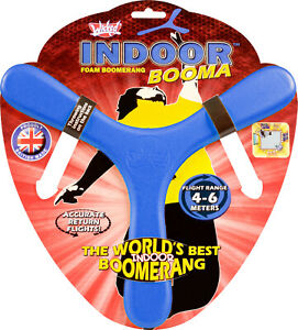 Wicked Indoor Boomarang Flying Sports Toy