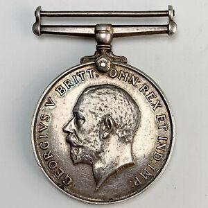 WW1 ERASED British War Medal - Gap Filler, Unnamed