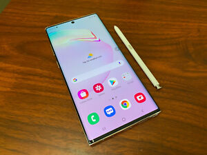Samsung Galaxy Note10+ 5G SM-N976 - 512GB - Aura White (AT&T) - READ DESCRIPTION