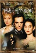 The Age of Innocence - Dvd - Very Good