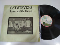 "Cat Stevens Teaser And The Firecat 1971 Ariola Spain Edit - LP vinyl 12 "" G VG"