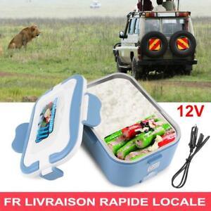 1.5L Portable Chauffage Électrique Boîte Lunch Récipient Réchauffeur Alimentaire