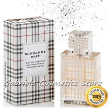 Burberry Brit For Her Women Eau de Toilette EDT Fragrance Spray 30ml / 1oz NIB