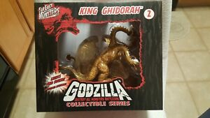 Far East Monsters Godzilla King Ghidorah 2 Action Figure 2008 Toho Co New In Box