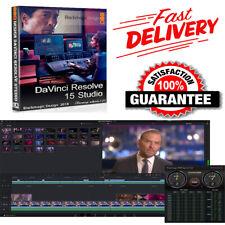 DaVinci Resolve Studio 2019 V16.2   Full Version   Lifetime License [Best Price]