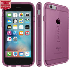 Genuine Speck iPhone 6 Plus / 6S Plus Candyshell Clear - Beaming Orchid Purple