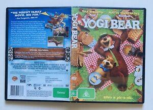 Kids Region 4 DVD: Yogi Bear - Life's A Pic-a-Nic (Voice Of Justin Timberlake)