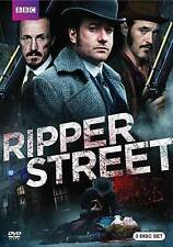 Ripper Street (DVD, 2013, 3-Disc Set) Brand New - Free Shipping in the USA