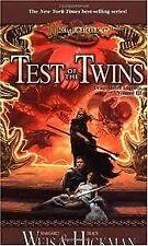 B004W072I2 Test of the Twins (Dragonlance Legends, Vol. 3) Publisher: Wizards o
