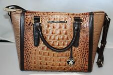 BRAHMIN Mini Arno Bengal Bag - Toasted Almond - H15 988