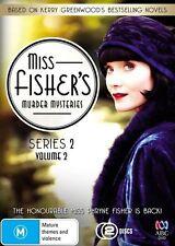 Miss Fisher's Murder Mysteries : Series 2 : Part 2 (DVD, 2013, 2-Disc Set) (D115