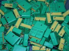 10pcs - WIMA FKP3 0.033uF (0.033µF 33nF) 250V 5% pich:15mm Capacitor