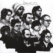 Joan of Arc Presents: Guitar Duets by Joan of Arc (CD, Nov-2005, Flameshovel)