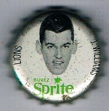 1965 Sprite Caps CFL Jesse Williams French
