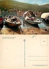 Isola dei Pescatori (Lago Maggiore) Caratteristiche Barche da Pesca (S-L XX125)