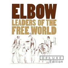 Elbow-Leaders of the free world (Deluxe Edition) 2 CD + DVD NEUF