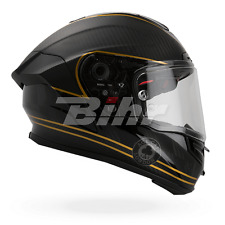 BELL casque intégral RACE STAR ACE CAFE SPEED CHECK MATE (55/56) S NEGRO/ORO