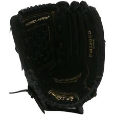 "New Rawlings Playmaker PM1300B baseball softball 13"" RHT glove basket web black"