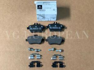NEW Mercedes-Benz CLA250 SLK250 SLK350 Genuine Rear Brake Pad Set !!!!